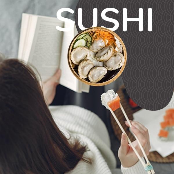 Come preparare il sushi a casa