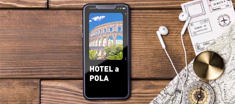 Hotel a Pola, la perla dell'Istria