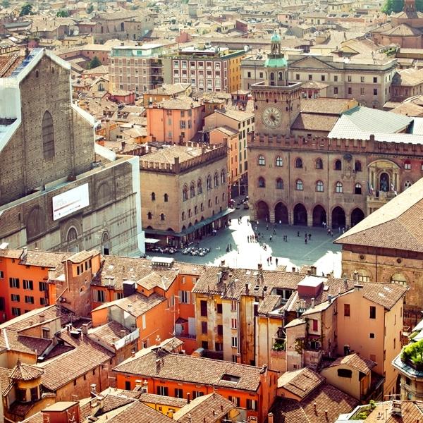 Bologna, cuore dell'arte e della musica