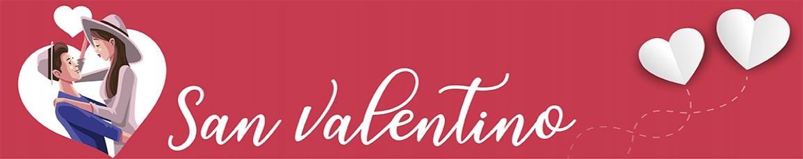 Coupon San Valentino, innamorati degli sconti